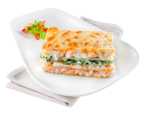 Condeli Lasagne mit Lachs