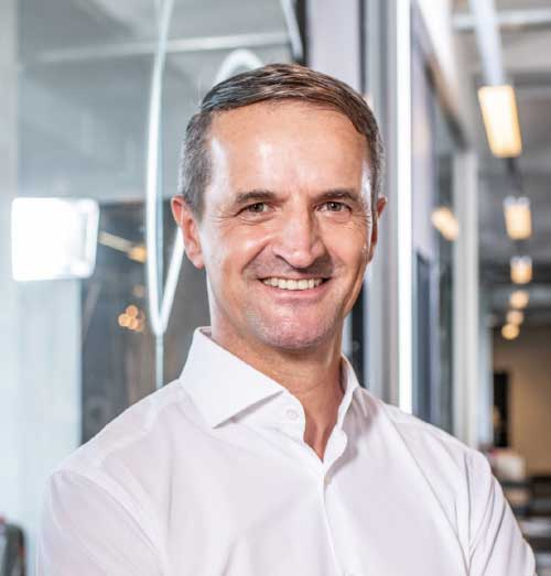 Condeli CEO Heinz Kaltenbäck
