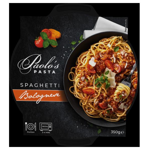 Condeli Italian Pasta Bowls Spaghetti Bolognese