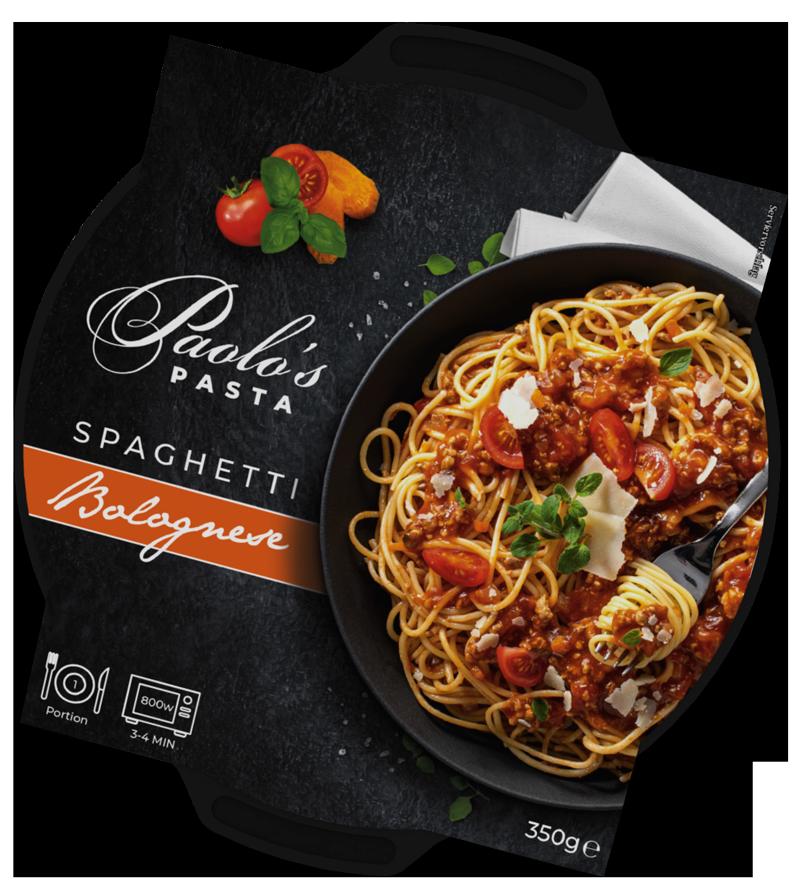 Condeli Italian Pasta Bowls Verpackung Spaghetti Bolognese